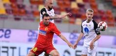 Liga 1: Remiză cu Gaz Metan și FCSB se îndepărtează de titlu