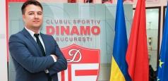 Ionuț Adrian Popa, noul președinte al Clubului Sportiv Dinamo