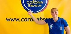 CSM Corona Braşov va avea echipă în divizia A, cu Simona Gogîrlă, antrenor principal