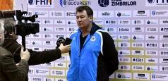 LNHM: Eliodor Voica va antrena CSM București