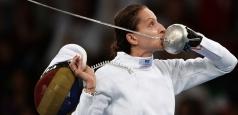 Ana Maria Popescu a câștigat, pentru a patra oară, Cupa Mondială de spadă seniori