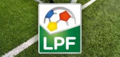 Liga 1: Partida Dinamo - Chindia a fost amânată