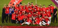 Cupa României: FCSB câștigă primul trofeu după cinci ani