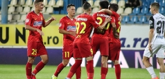 """Liga 1: """"Bijuteria"""" lui Vînă decide învingătoarea de la Mediaș"""