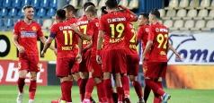 FCSB a folosit la Mediaș 10 jucători U21