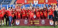 Liga 1: CFR Cluj câștigă al treilea titlu consecutiv și al șaselea în 12 ani
