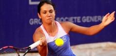 WTA Palermo: Fără victorii pe tabloul de dublu