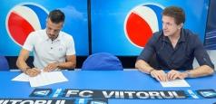 FC Viitorul și-a prezentat noul staff tehnic