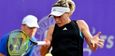WTA Praga: Ana Bogdan abandonează în sferturile de finală