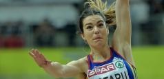 Alina Rotaru, locul patru la lungime la etapa Diamond League de la Stockholm