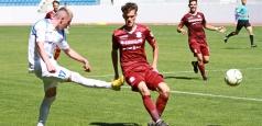 Liga 2: Rapid, trei goluri și trei puncte la Târgu Jiu