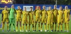 Lotul naționalei feminine pentru jocurile cu Belgia și Croația