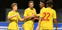Victorie cu 3-2 pentru tricolorii U19 în amicalul cu FC Voluntari