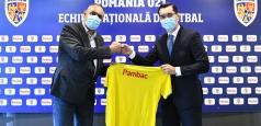 Pambac susține Echipa Națională U21 în cadrul unui parteneriat oficial cu FRF