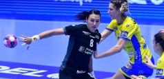 """EHF CL: Victorie scontată pentru """"tigroaice"""""""