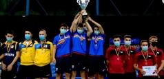 CSA Steaua București campioană națională la tenis de masă, masculin și feminin