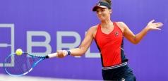 WTA Roma: Astăzi, doar eliminări pentru românce