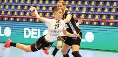 EHF CL: Egalitate în întâlnirile cu formațiile daneze