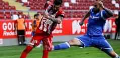 Liga 1: Goluri de generic și înfrângere pentru UTA pe noua arenă din Arad