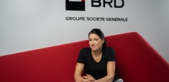 Cristina Neagu este noul ambasador al BRD Groupe Societe Generale