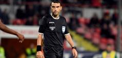 Ovidiu Hațegan arbitrează în play-off-ul Ligii Campionilor