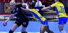 EHF CL: CSM București pierde în Norvegia