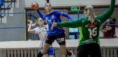 EHF EL: Speranțe pentru brăilence după primul meci cu Tertnes Bergen