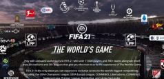Concurs FIFA 21