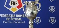 Programul meciurilor din turul 4 al Cupei României