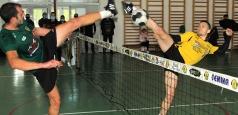 Tenis cu piciorul: Finală între campioni la prima ediție a Master Cup Romania