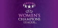 """""""U"""" Olimpia Cluj s-a calificat în turul II preliminar al UEFA Women's Champions League"""