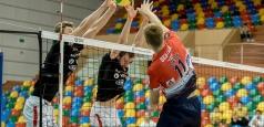 Dinamo, în optimile Cupei Challenge. Arcada pierde calificarea la Galați