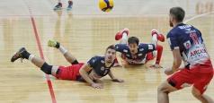 Cinci echipe românești în optimile cupelor europene la volei