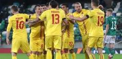 România avansează pe locul 37 în clasamentul FIFA