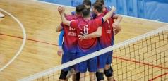 DA1M: Victorie în tiebreak pentru CSA Steaua contra celor de la SCMU Craiova