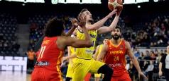 Spania învinge România și își asigură calificarea la FIBA EuroBasket 2022