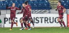 Liga 1: Dubla lui Deac decide învingătoarea în Copou