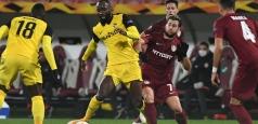 Europa League: Eliminare dureroasă pentru CFR Cluj