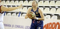 LNBF: Arădencele câștigă derby-ul rundei cu CSM Târgoviște