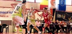 LNBF: Două echipe au maxim de puncte