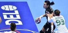 """EHF CL: """"Tigroaicele"""" pierd primul joc al anului"""
