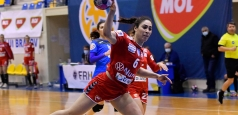 EHF CL: Vâlcencele obțin la Koprivnica primul succes în grupă