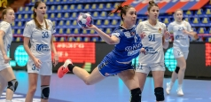 EHF Champions League: Înfrânte din nou la 10 goluri