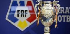 Programul optimilor de finală ale Cupei României