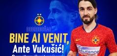 FCSB anunță acordul cu Ante Vukušić