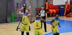 FIBA Europe Cup: BC CSU Sibiu avansează în optimile competiției