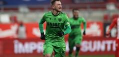 """Liga 1: Sorescu semnează victoria """"câinilor roșii"""" la Arad"""