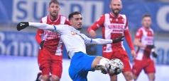 Liga 1: Victorie de luptă a Universității în fața celor de la Dinamo