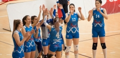 DA1F: CSM Lugoj aplică prima înfrângere liderului