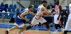 LNBM: Dinamo pierde ambele meciuri disputate în Ștefan cel Mare